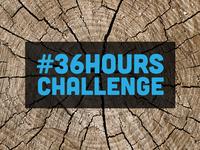 #36hours logo
