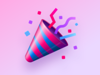 Confetti for Adobe XD – Plugin Icon