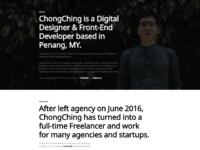 Chongchingooi visual
