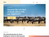 Africa travel guide country