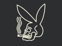 Playboy Skull