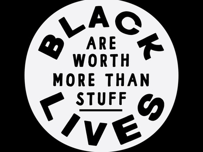 Black Lives drawing vector design illustration protest black lives matter blm