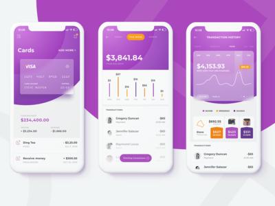 E-Banking Dashboard