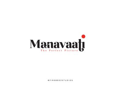 Manavaati Logo weddingplannerlogo wedding design branding logo concept blackonewhitegk firebeez