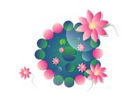 Lotus Concept Illustration