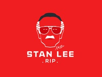 "The King of the Comics ""Stan Lee "" RIP"