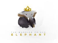 The Warrior Prince Elephant Concept SketcW