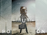 Air Pollution Poster Design