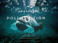 Water Pollution Poster Design