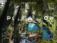 Pollution Poster Design - Land Pollution