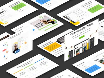 WebWave Homepage Redesign website builder webwave refresh redesign homepage web design