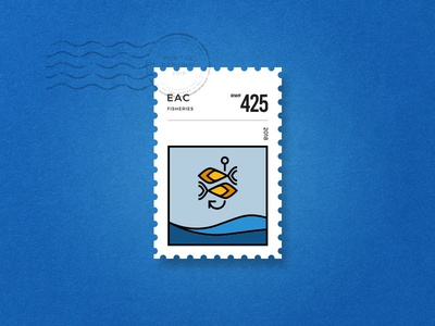 EAC Stamp- Fisheries