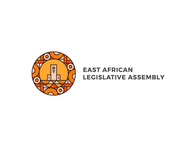 EAC Concept - Parliament illustration typography logomark logo identity branding