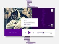 Music Palyer UI