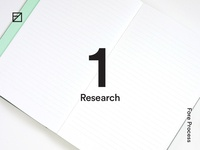1 — Research
