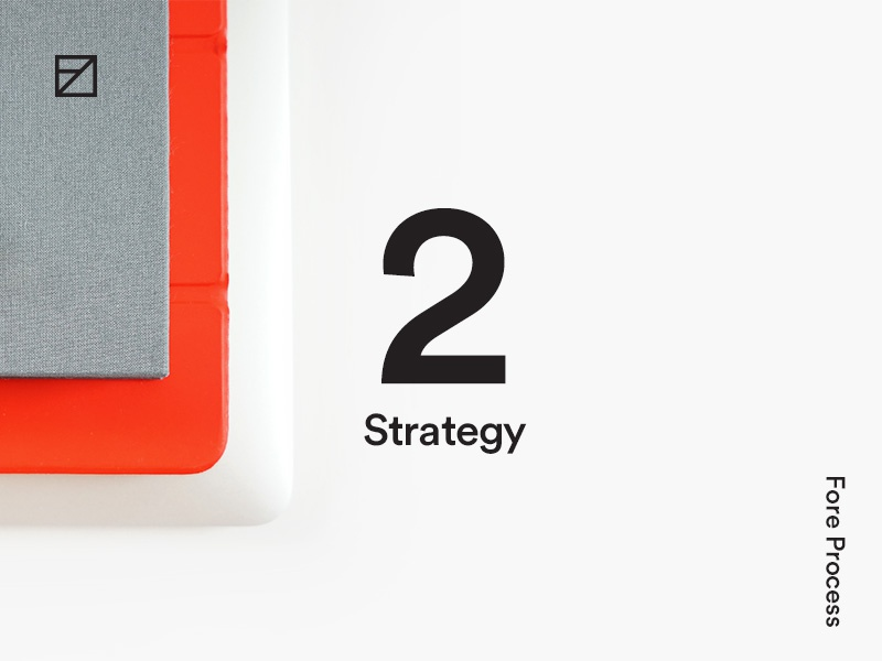 2 — Strategy process design