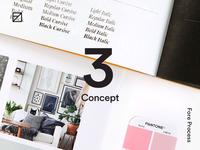 3 — Concept