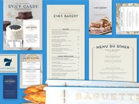 Eva's Bakery - print