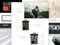 WANDRD Homepage
