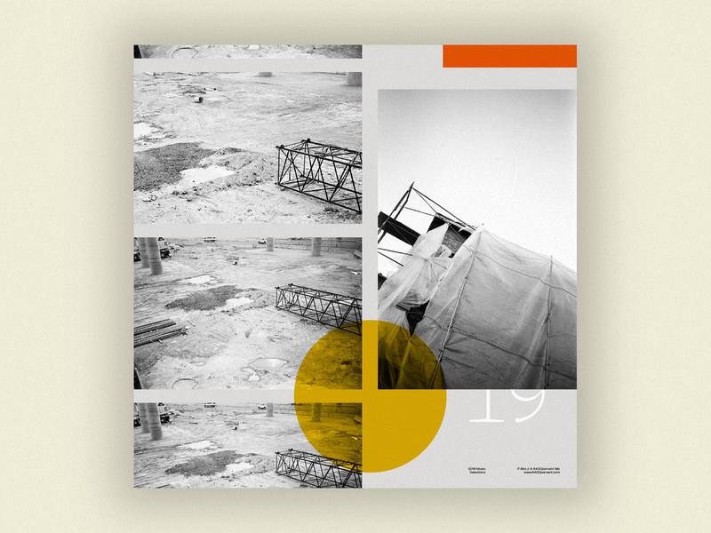 2019 Mix 35mm photography typography illustration design collage mixtape