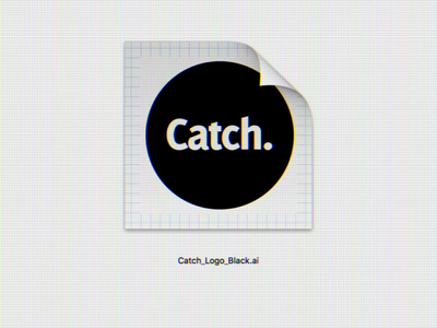 Catch Logo Refresh website web ux app ui typography branding logo after effect animation web design design