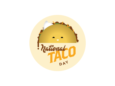 Taco bout a Great Day! gotham mustardo brothers day taco national