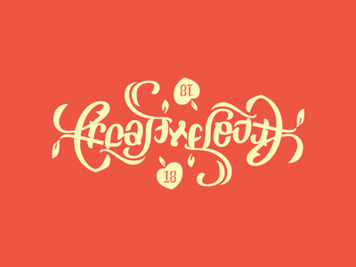 Creative South Ambigram