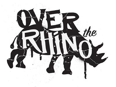 Over the Rhine (Rhino) over the rhine otr ohio cincinnati