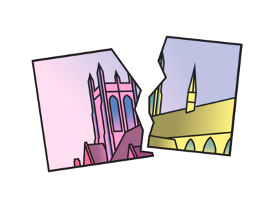 A Chapel Divided