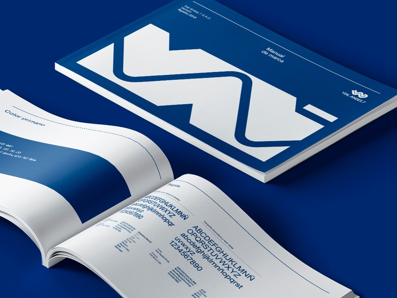 Vial Andes 7® behance guidelines design geometric argentina trademark symbol logotype branding brand logo