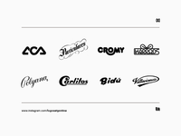 Pure logotypes