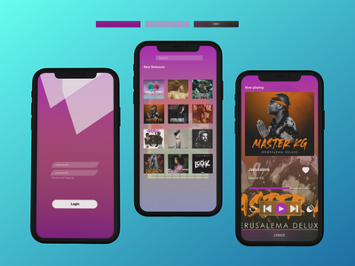music player app ui design userinterface spottie artists song music player music app music