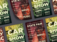 Event Series Flyers