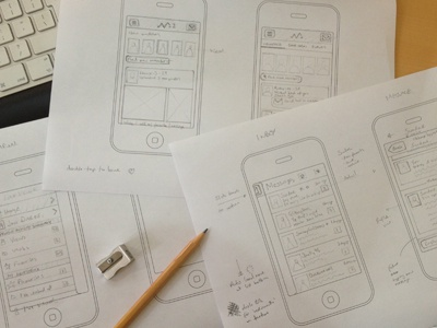 App Sketch Wireframe app sketch wirefrmae