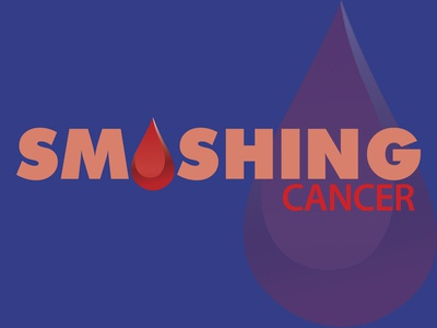Smashing Cancer Logo