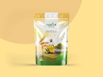 Alhasan Spices Packaging logo designer inspiration identity logo design logo design packging creative branding brand package design
