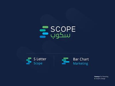 Scope Logo logo designer vector branding agency inspiration creative logo identity illustration logo design branding marketing