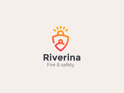 Riverina Logo design agancy branding designer design branding design branding branding agency logo design logodeisgn logo