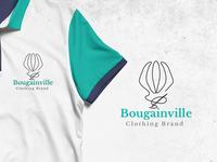 Bougainville logo design
