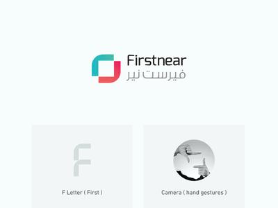Firstnear logo makeup artist logo art logo logo design concept logo design branding branding brand logo logo design photography logo
