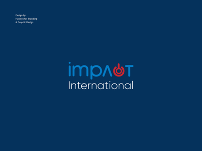 Impact International for Human Rights Policies c logo logo design policies human rights international