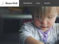 New Baan Dek Website
