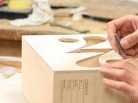 Making of Sneaker/Shoe Model No.1