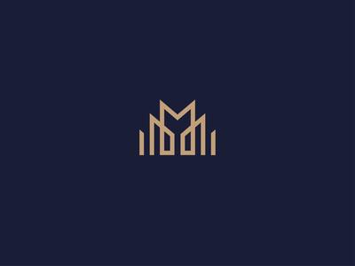 Metropole — Logo design