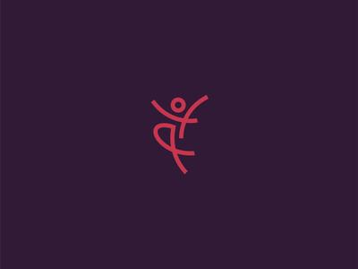 Rhythmic Gymnastics — Logo design