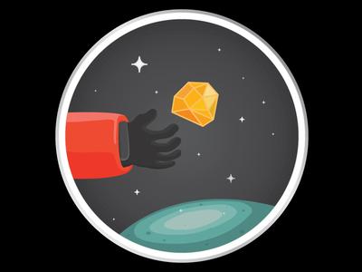 Release - WIP space illustration illustrator vector sci-fi