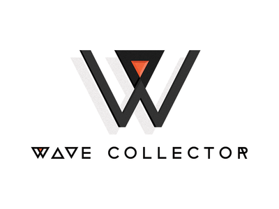The Wave Collector logo update