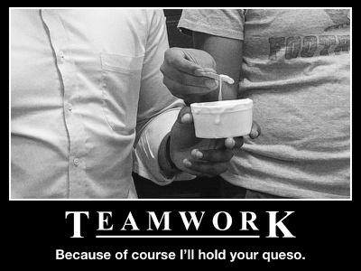 TeamworK teamwork best designs queso