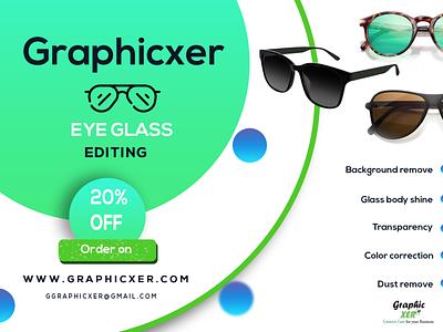 Banner ads backgroundremove eyeglassedit image editing