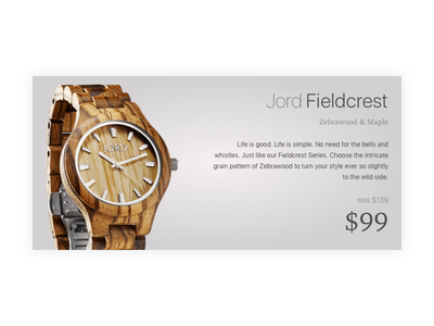 Special Offer Modal illustration sketch day36 dailyui wrist watch retail watch sale special offer